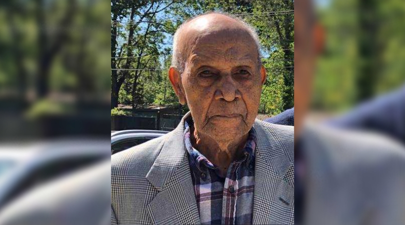 91-year old missing man found dead in Orange County