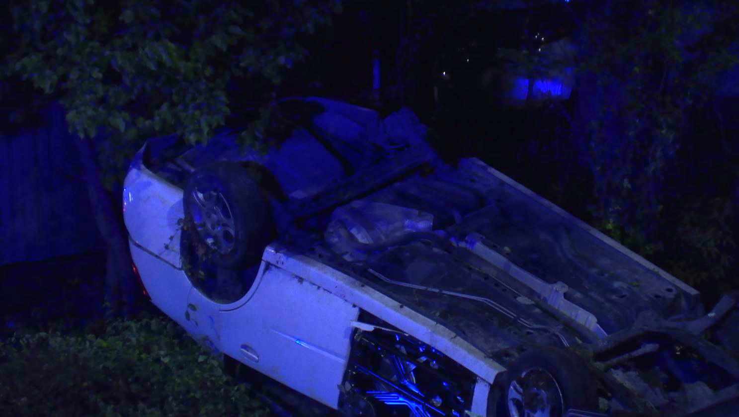 Alcohol believed to be factor in fatal rollover crash in