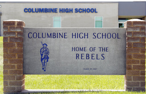 Columbine High School, r m