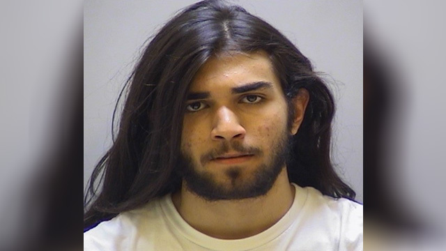 Matthew Castro. (Courtesy of the Mt. Juliet PD via WKRN)