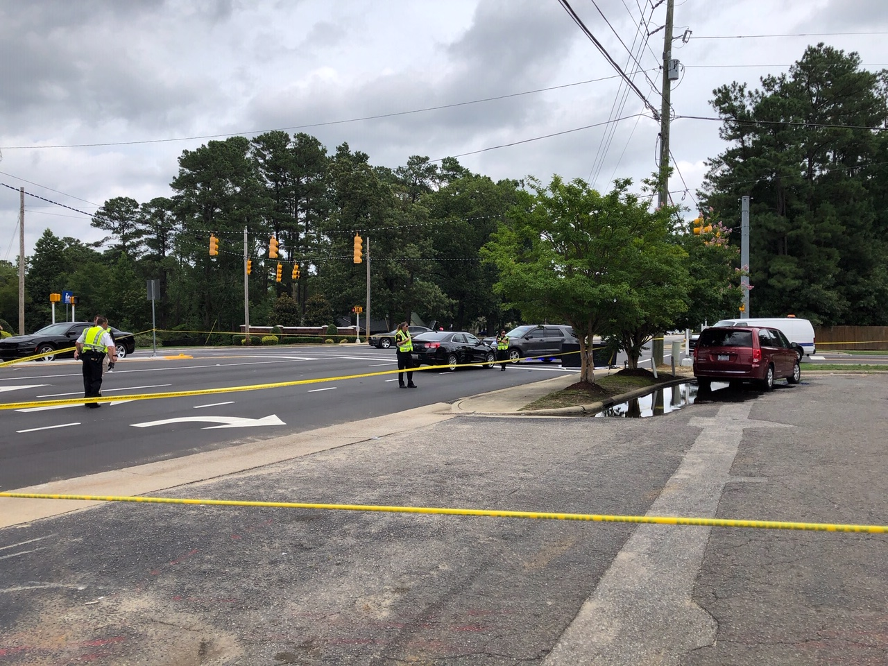 Man identified after he's fatally hit by car in Fayetteville