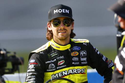 NASCAR's Johnson-Blaney feud shows no signs of slowing down – CBS 17 com