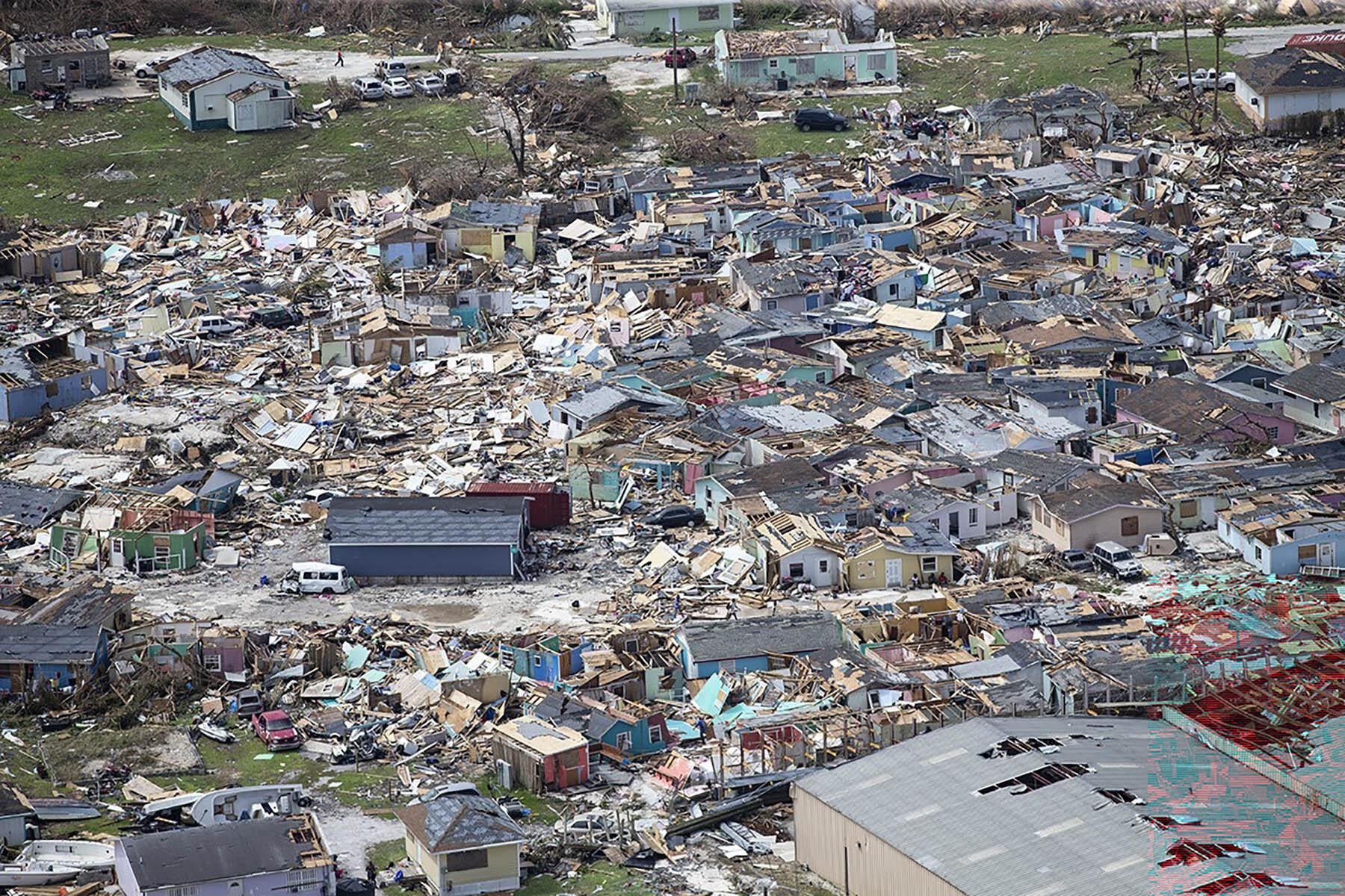 Hurricane death toll climbs to 20 in devastated Bahamas | CBS 17