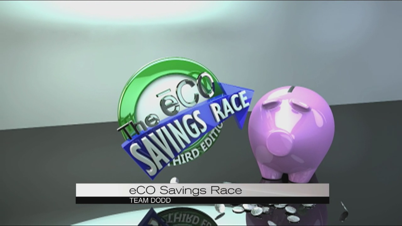 Eco Savings Race Dodd family
