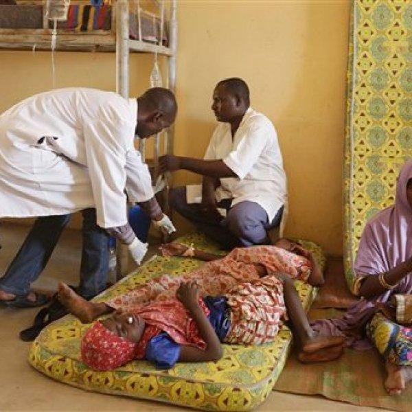 APTOPIX Nigeria Kidnapped Girls_98053