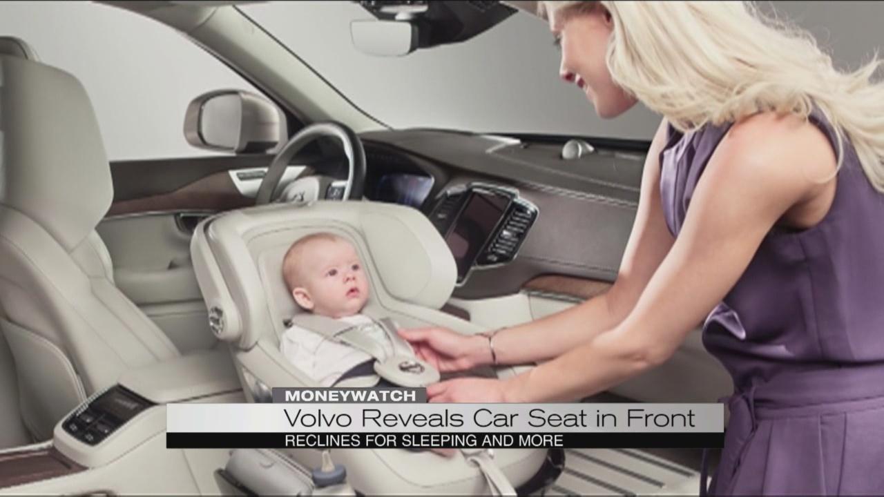 Volvo carseat_106735