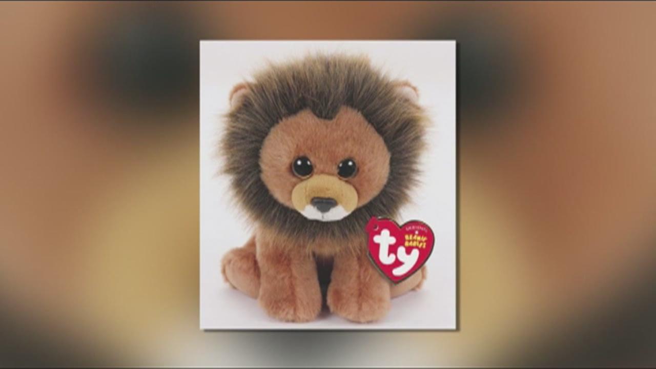 Cecil the Beanie Baby_111347