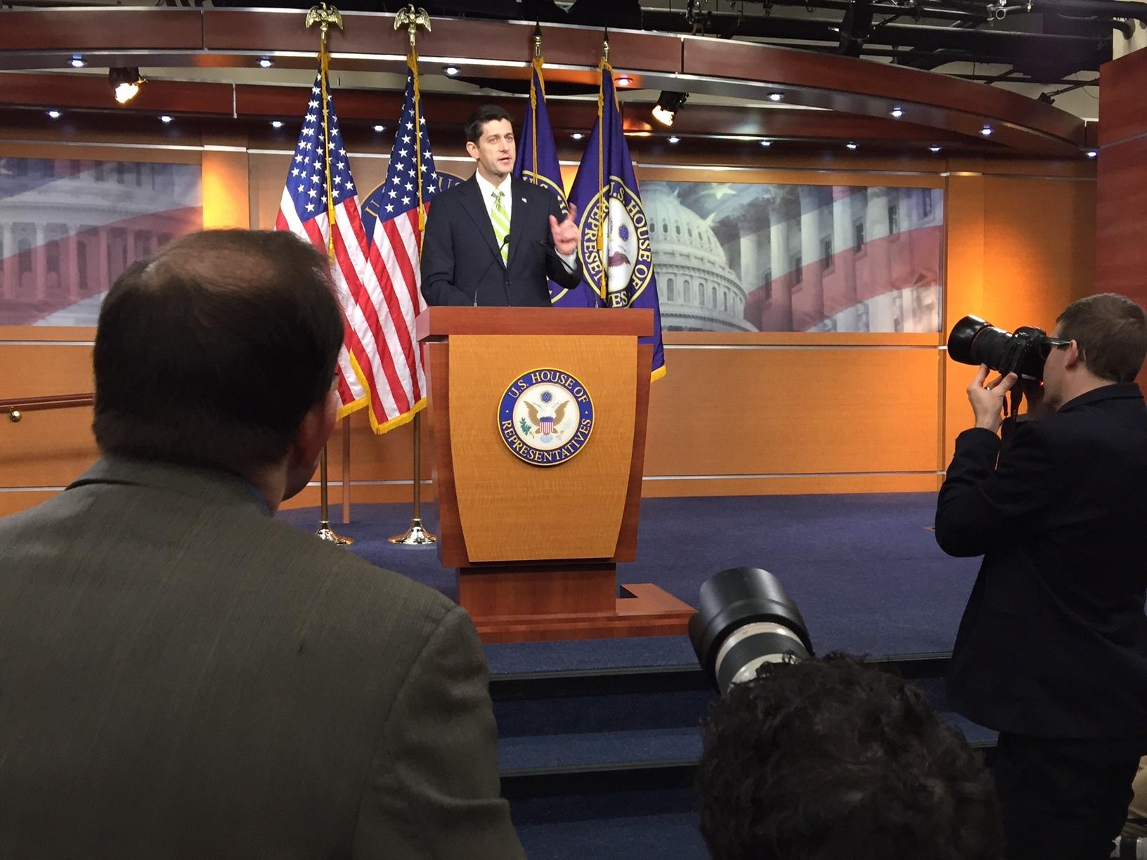 Speaker Paul Ryan (R-WI)_135542