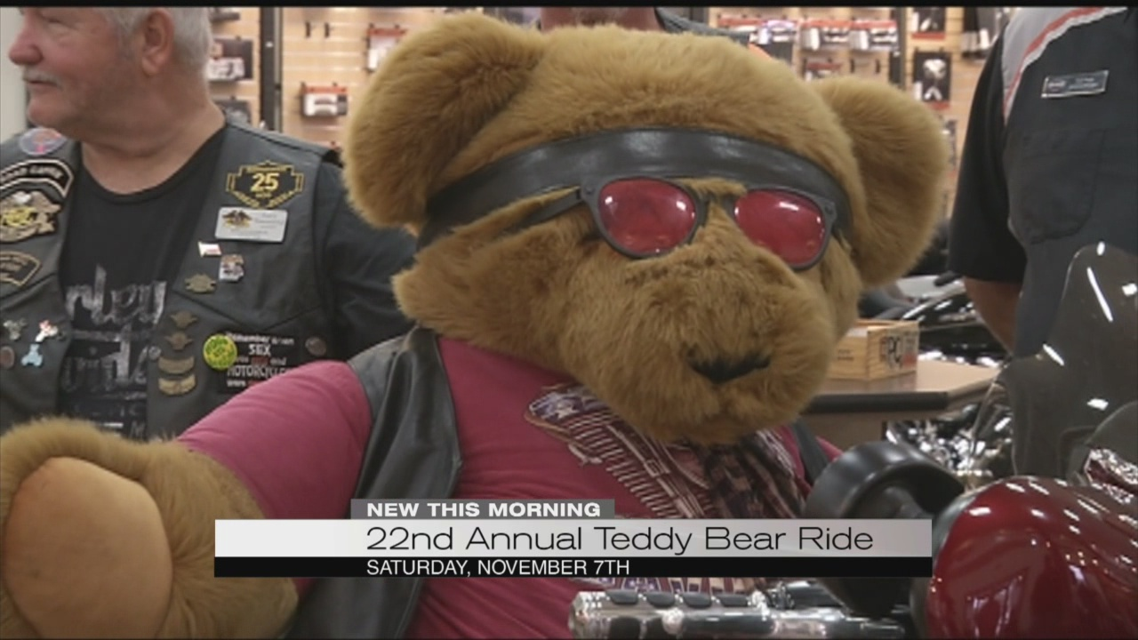 Teddy Bear Ride_131699