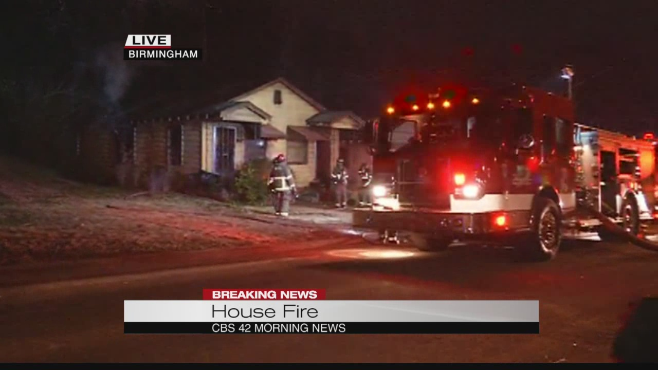 Early Morning House Fire_151156