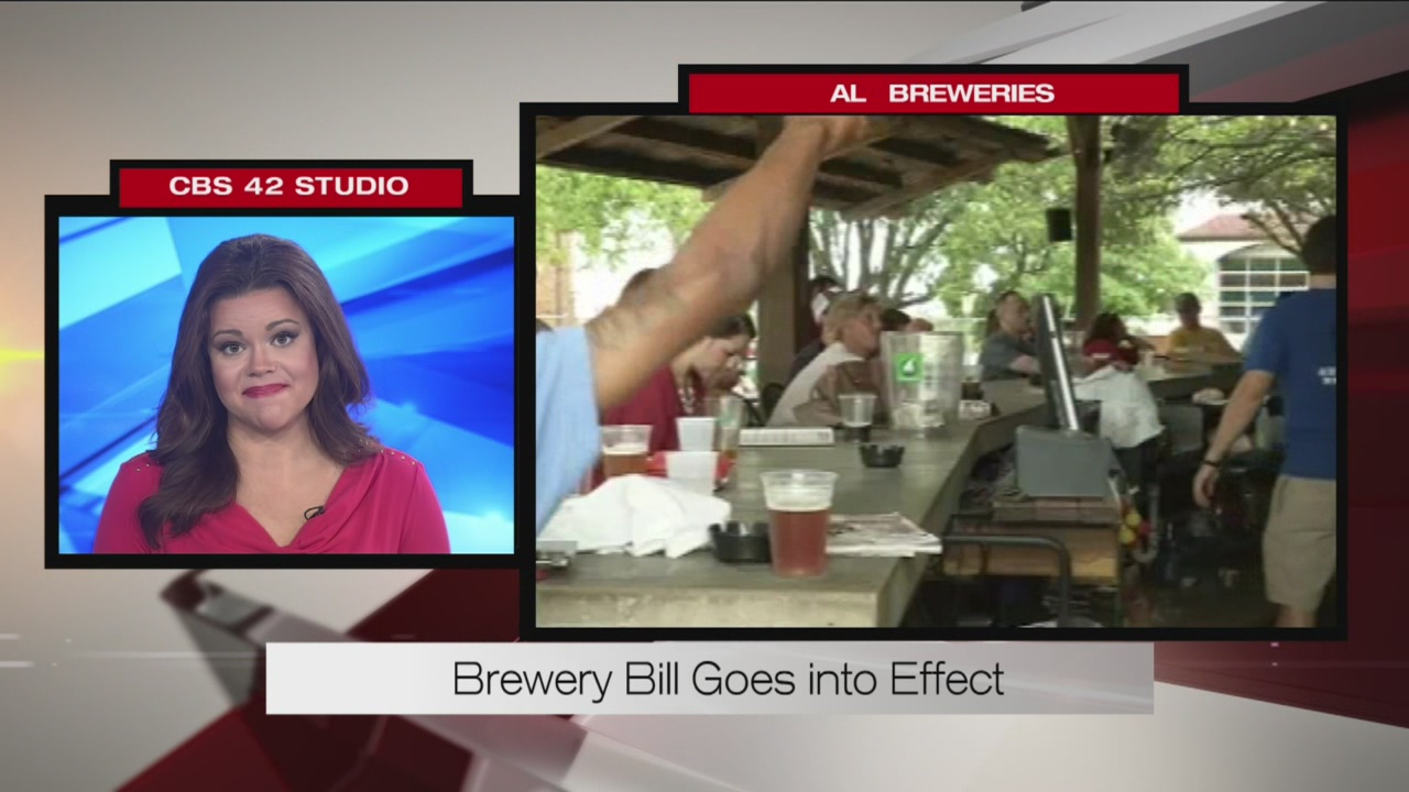 Brewery bill goes into effect_173884