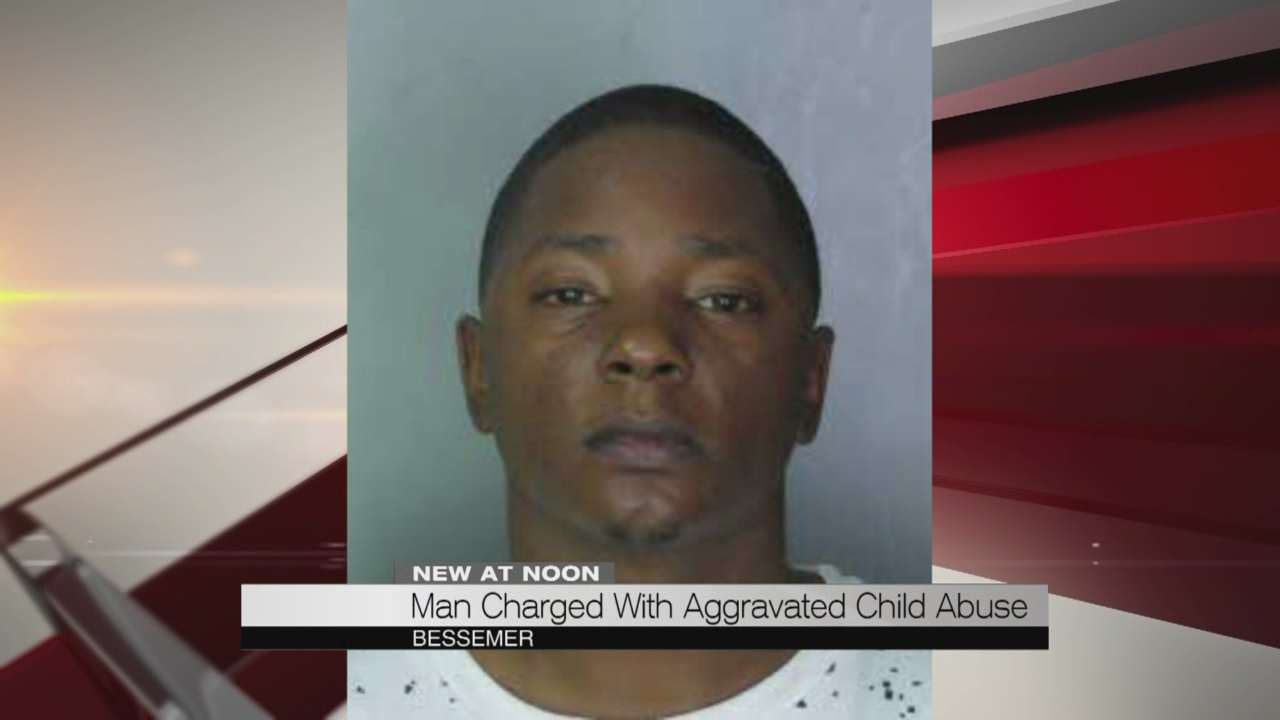 Man charged with aggravated child abuse_173603
