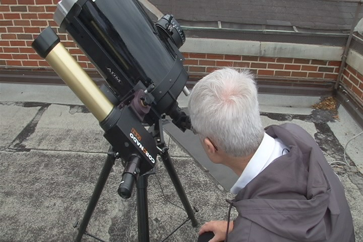 telescope mercury transit_170289