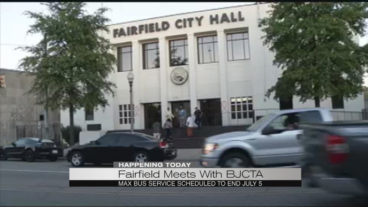 Fairfield meets with BJCTA