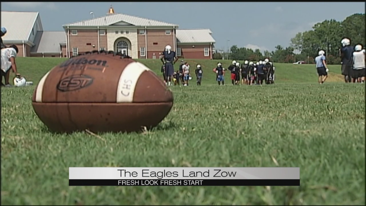 CBS 42 Two-A-Days: Calera Eagles