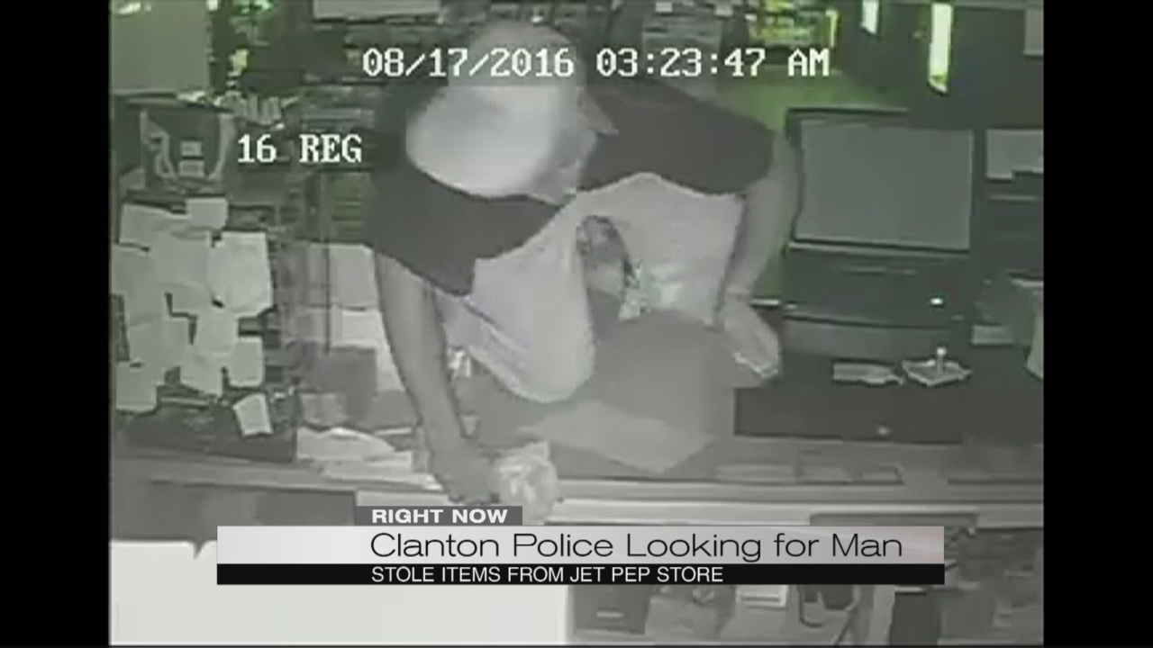 Clanton Police looking for man_189722