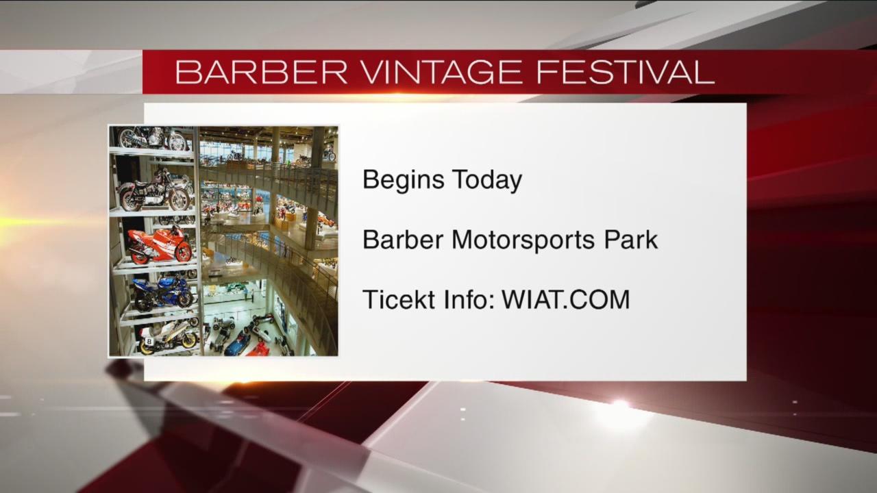 Barber Vintage Festival