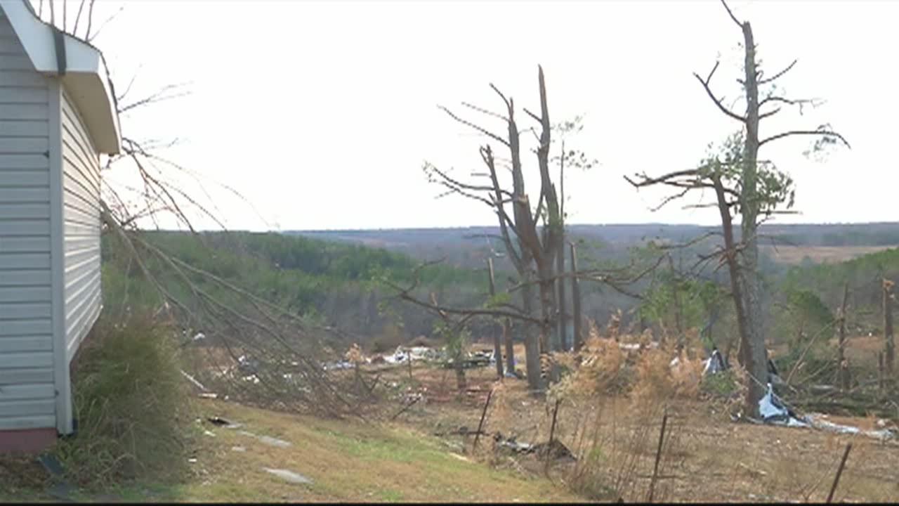 Family needs help after tornado