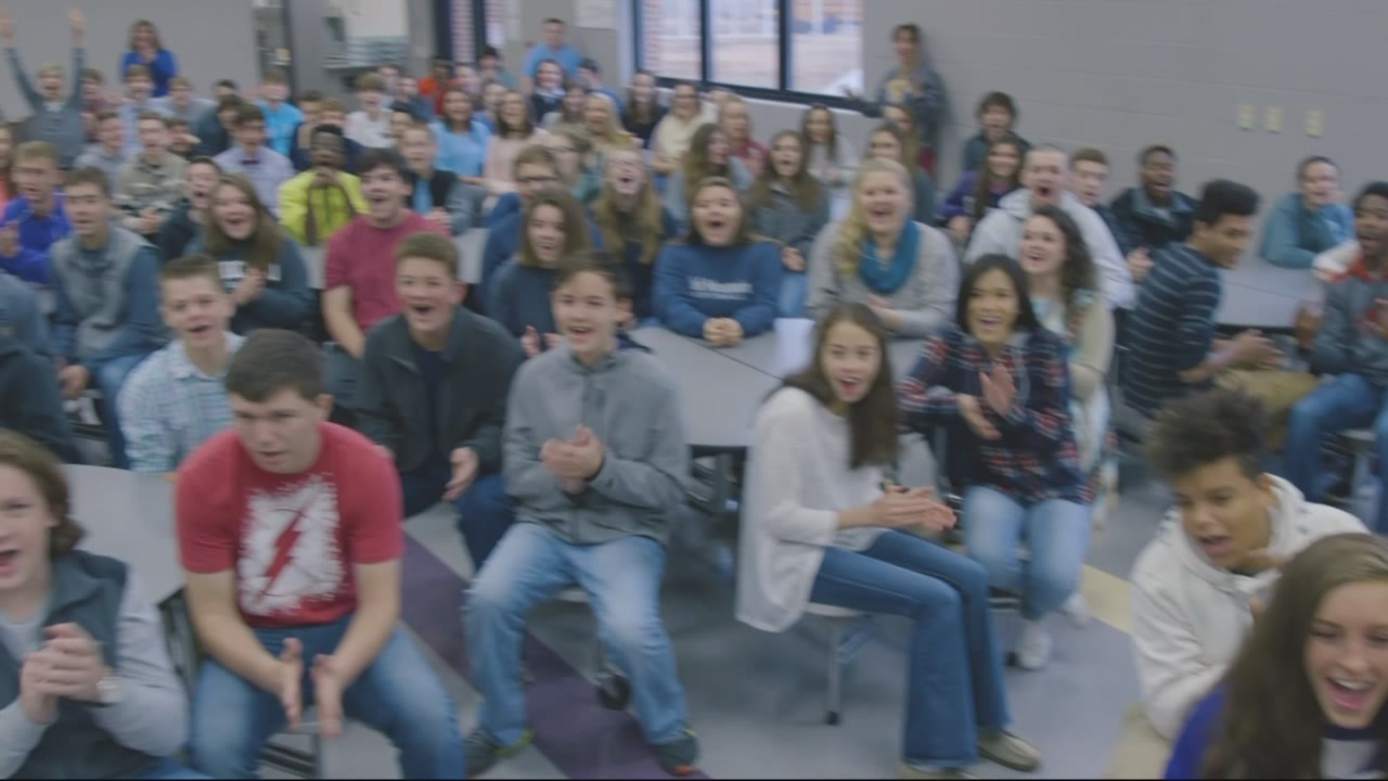 One Class at a Time: Springville High School