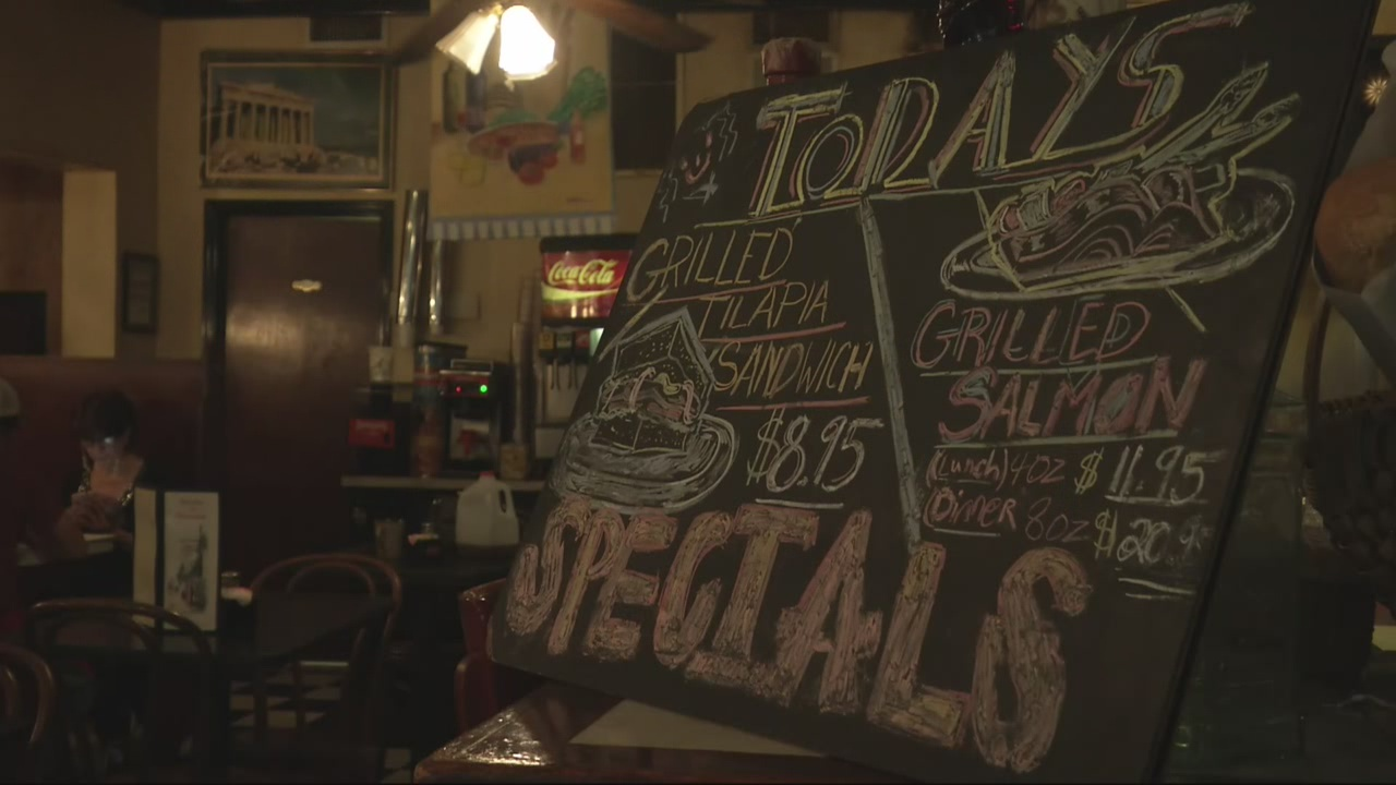 Restaurant owners question proposed bill