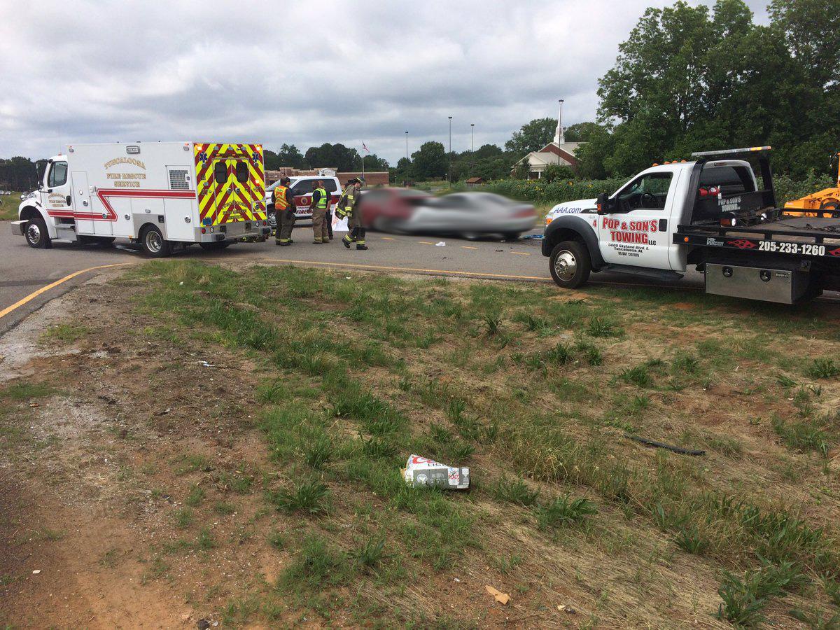 1 killed in Tuscaloosa crash on Highway 69