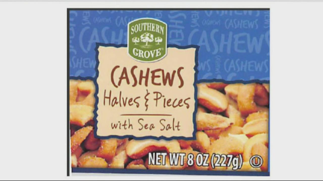 Cashew recall_276409