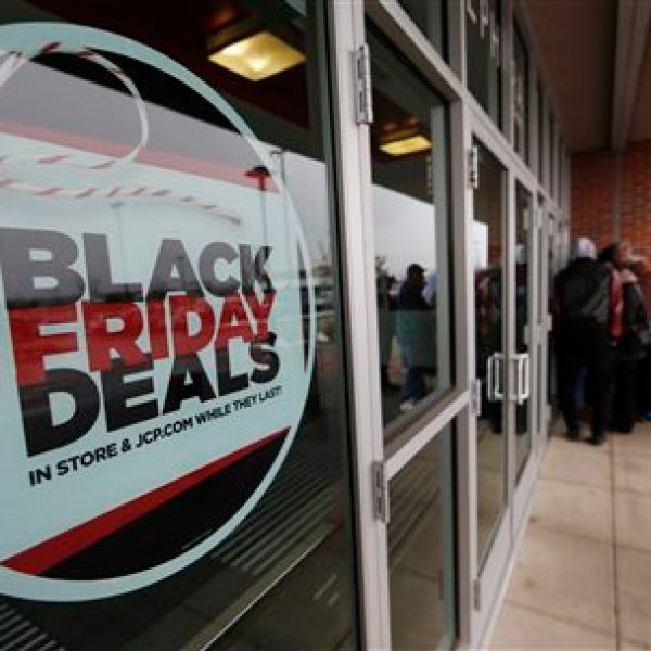 Black Friday Sales, Shoppers, J.C. Penny_205748