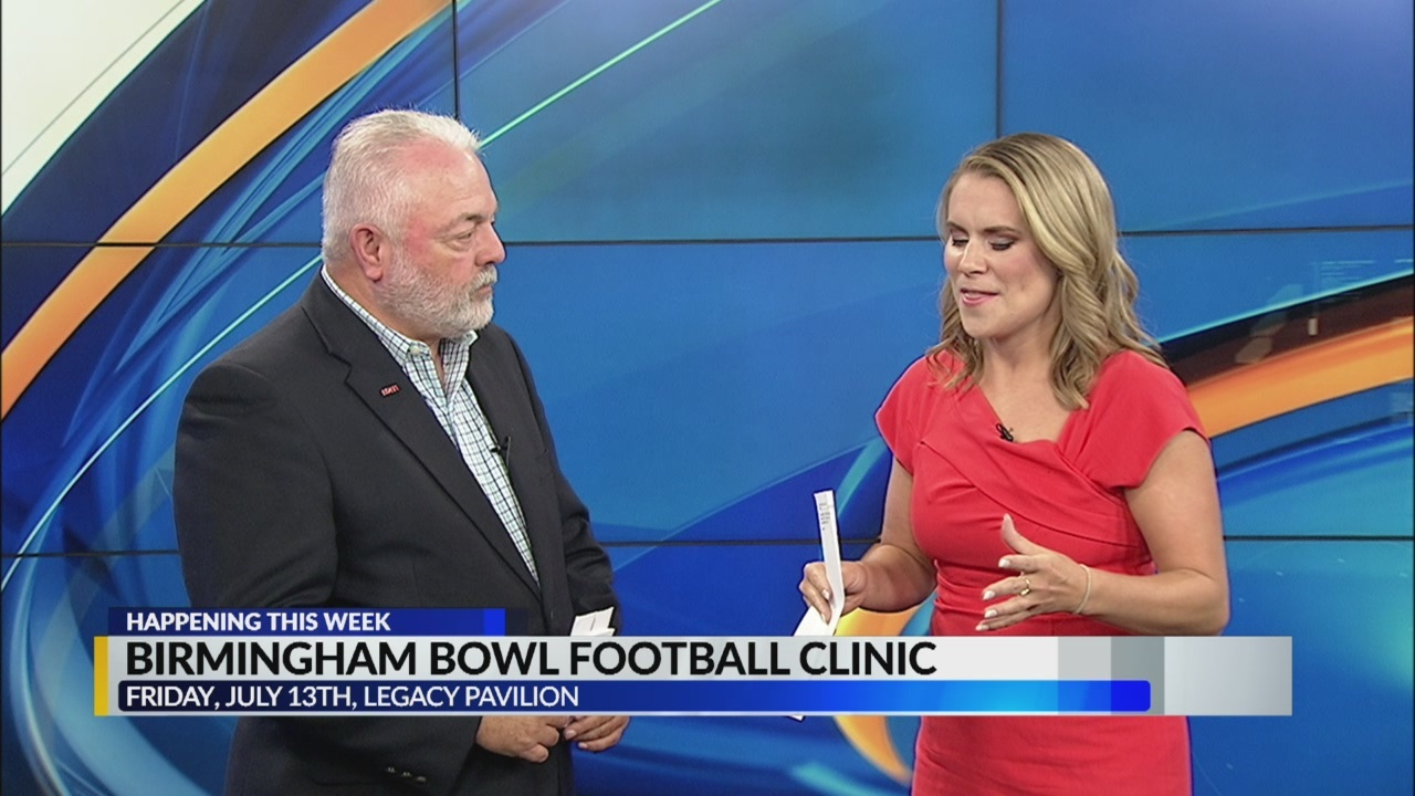 bham bowl clinic noon