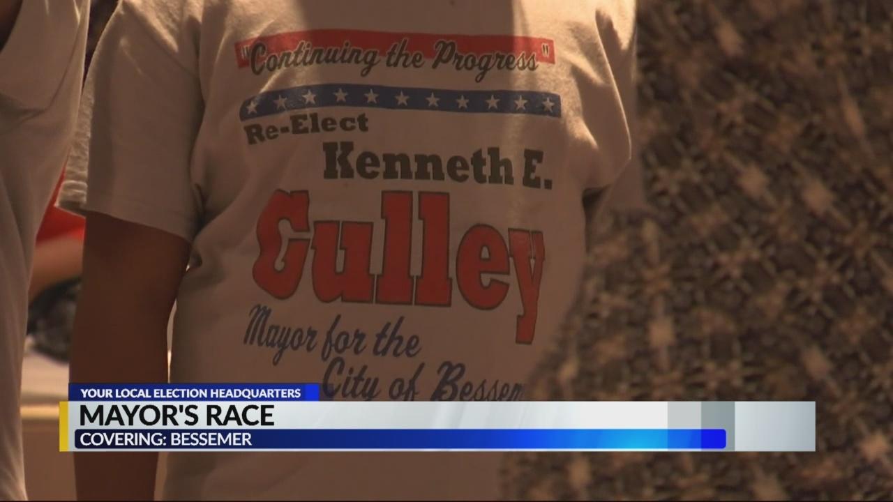 Bessemer Mayor race