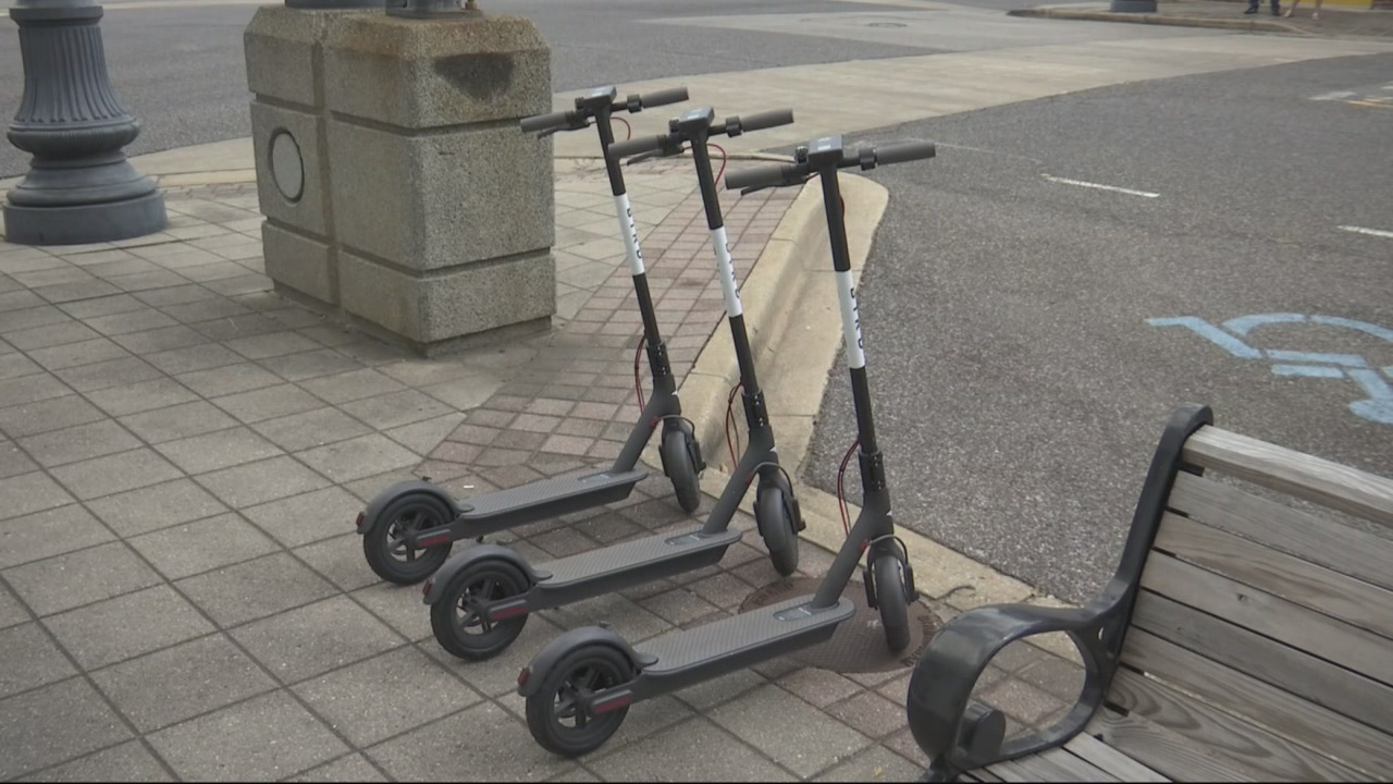 Birds scooters available Homewood