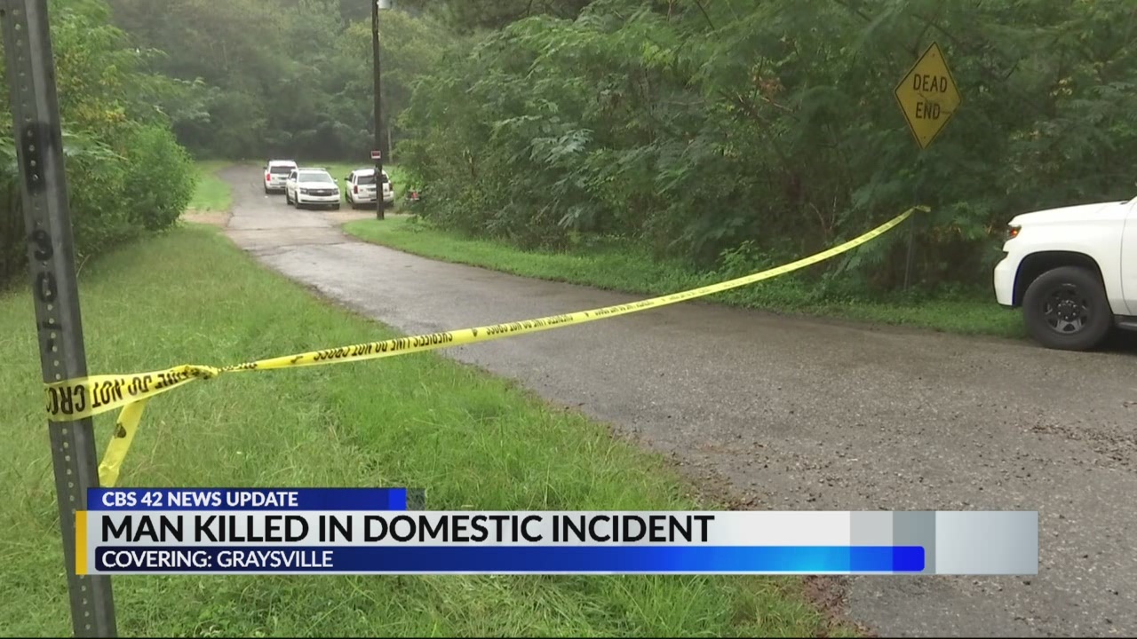 Man killed in domestic incident in Graysville