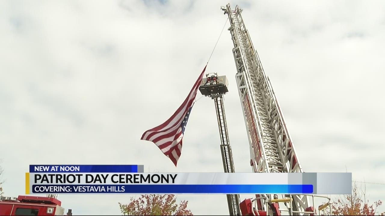 Patriots Day Ceremony