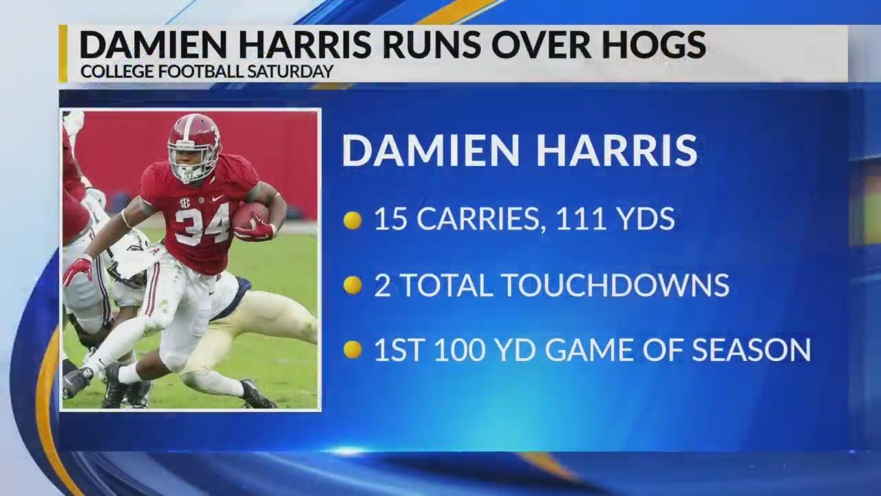 Best or Nothing: Damien Harris