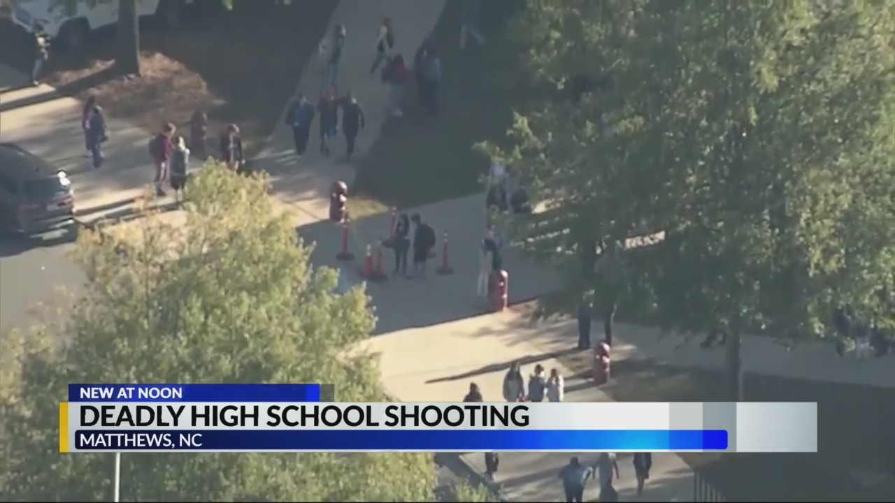 Deadly high school shooting in NC