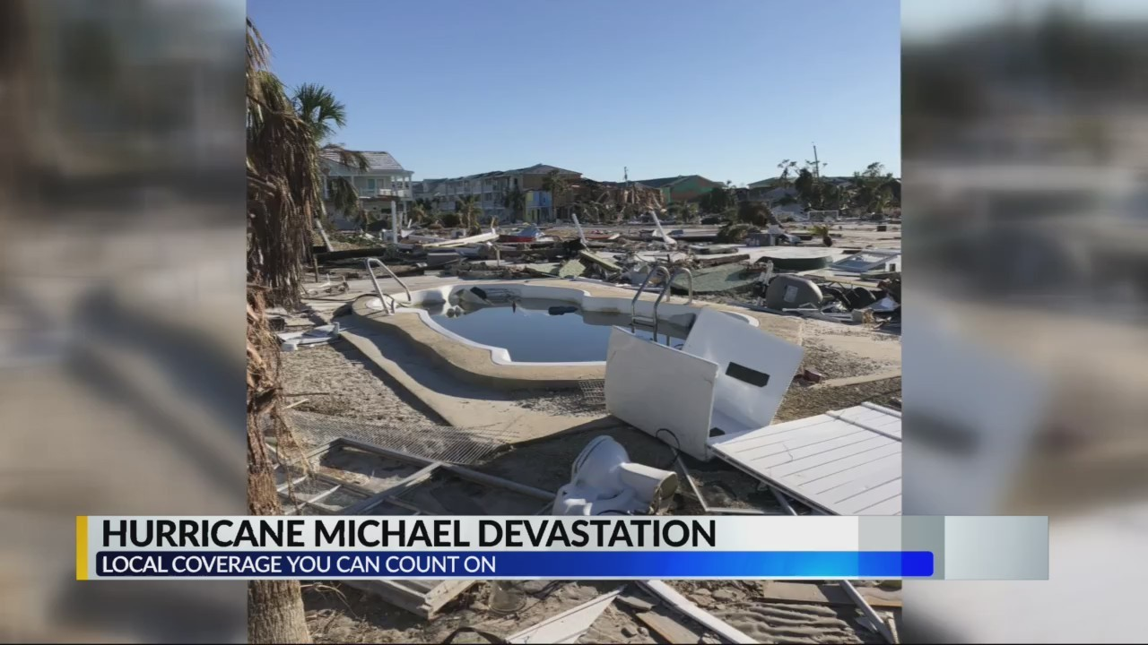 Hurricane Michael victims in high need of food and water