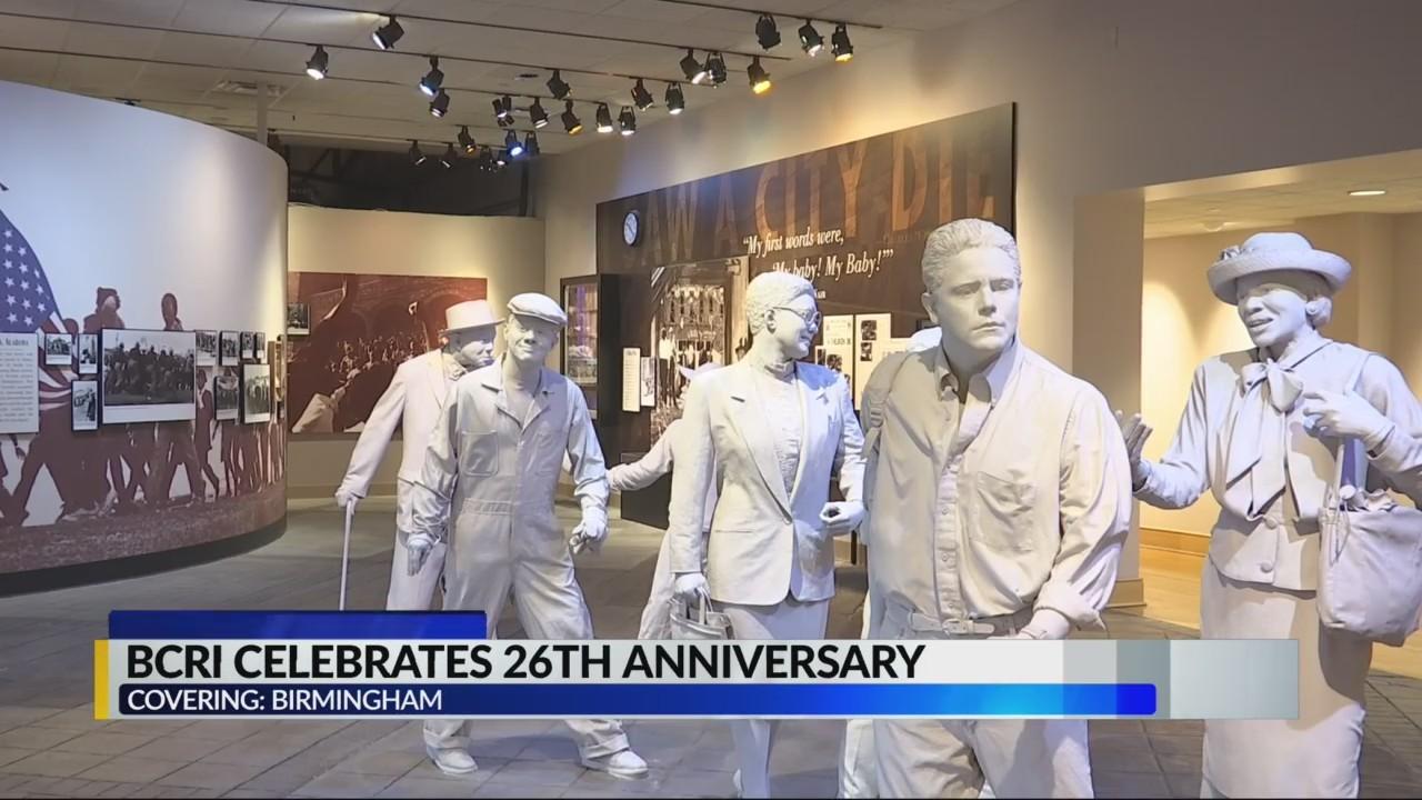 Birmingham Civil Rights Institute celebrates 26th anniversary