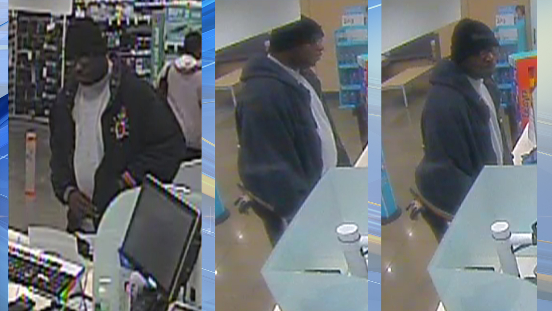 Clairmont Walgreens robbery