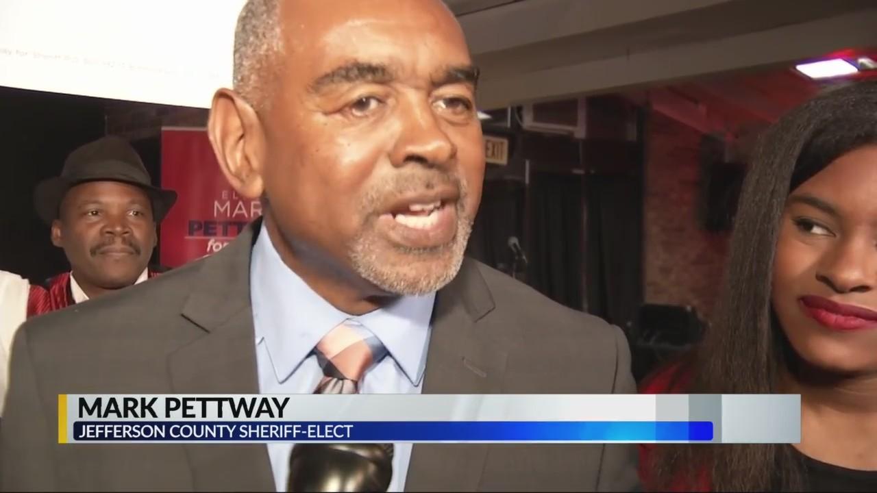 Democrat Mark Pettway wins Jefferson County Sheriff Race