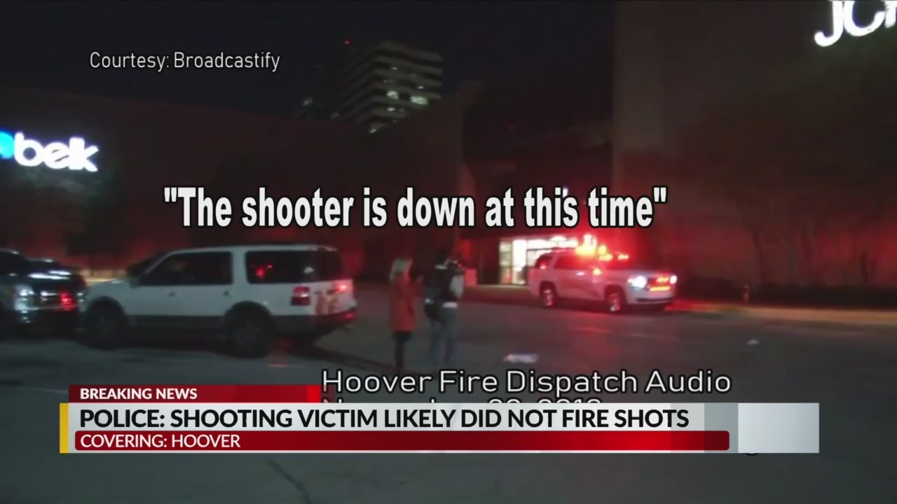 New evidence suggests a third individual in Galleria shooting