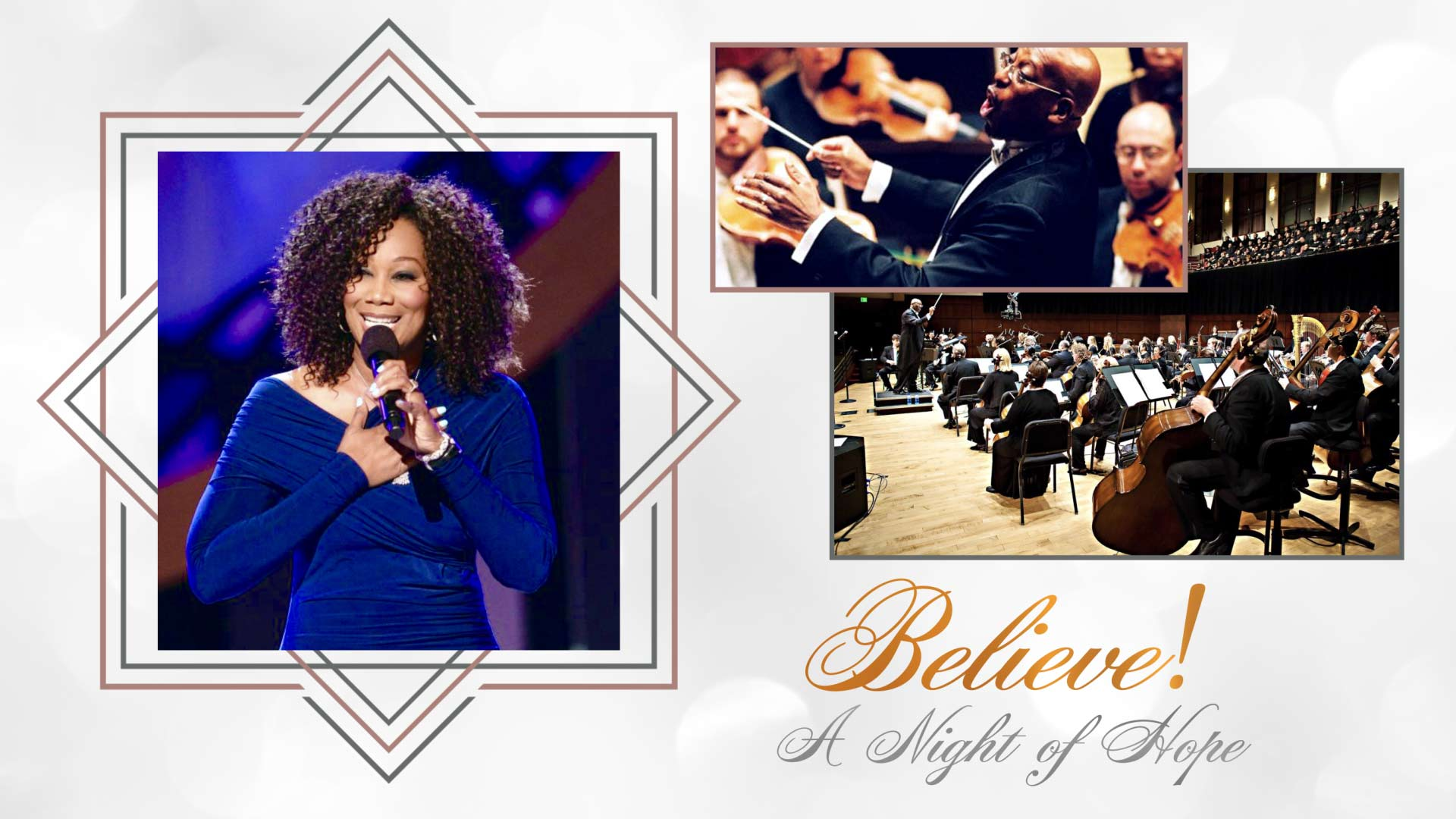 A Night of Hope benefit concert