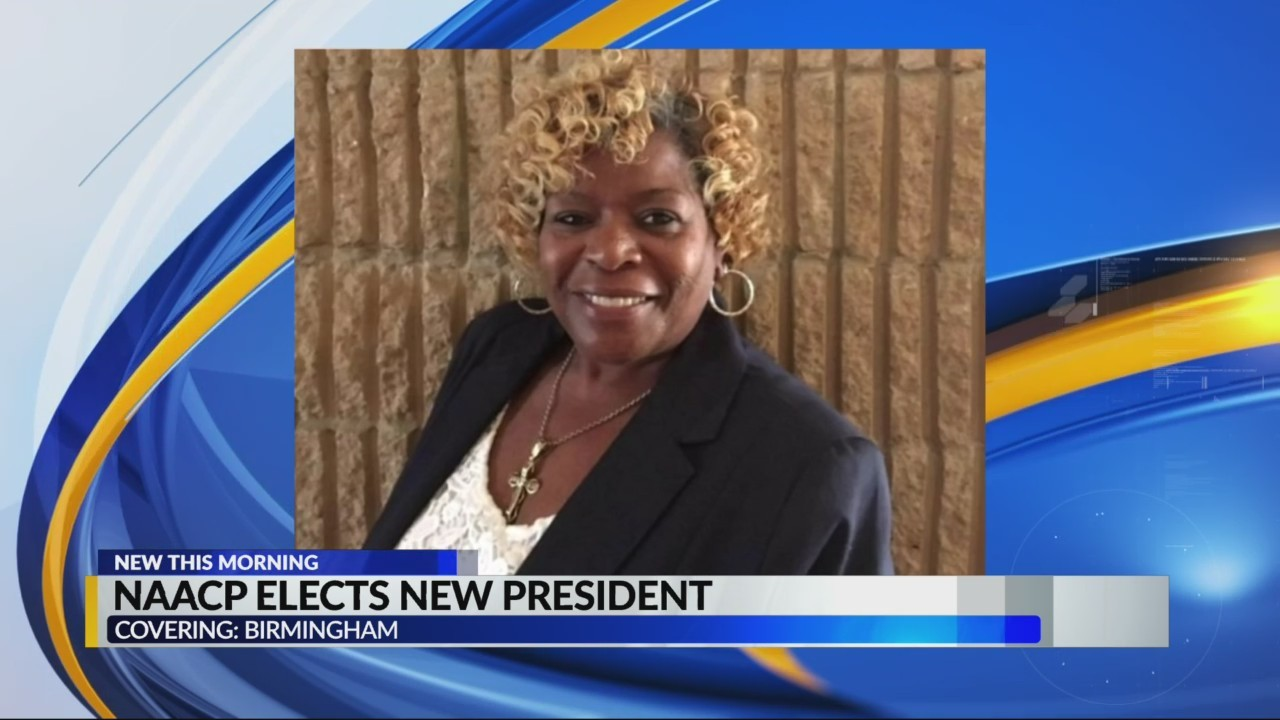 NAACP Elects new president