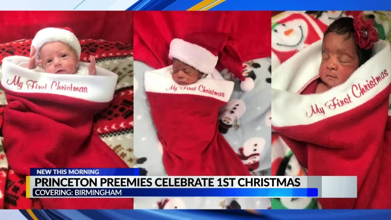 Princeton Babies Celebrate Christmas