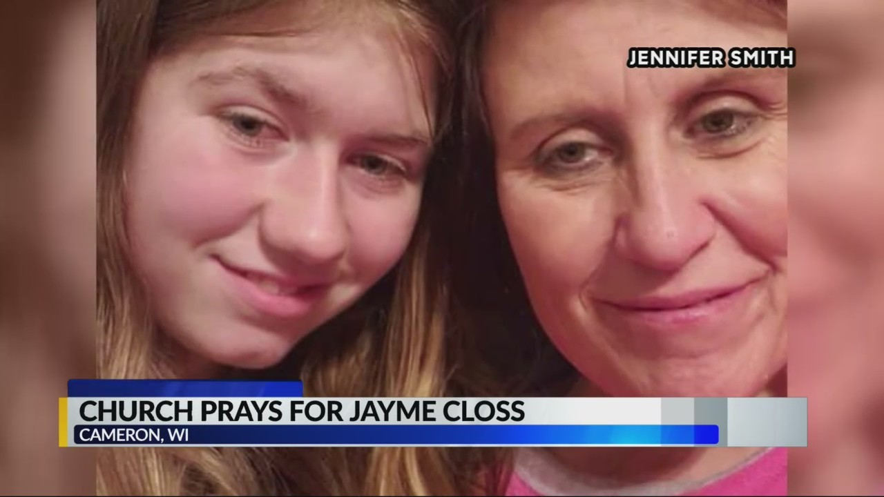 Community comes together to celebrate Jayme