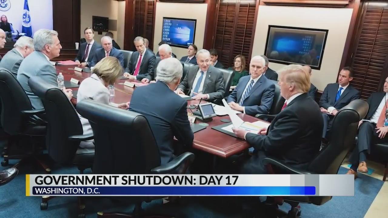 Government Shutdown: Day 17