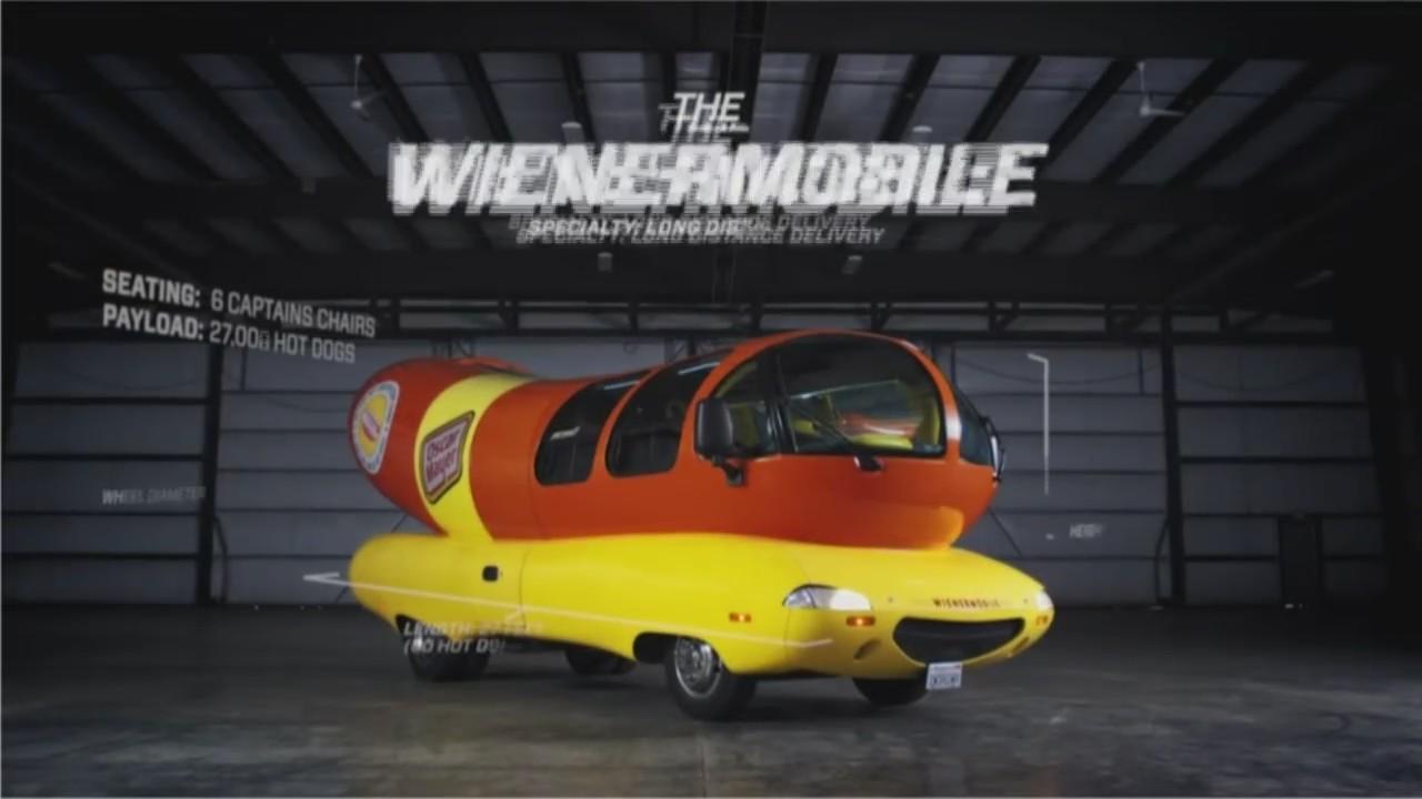Oscar Meyer needs new weinermobile drivers