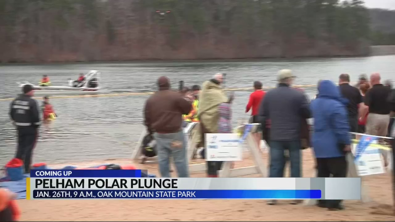 Pelham Polar Plunge Interview
