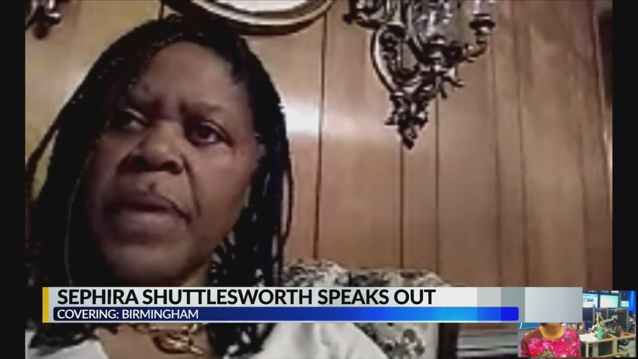 Sephira Bailey Shuttlesworth reacts to BCRI controversy