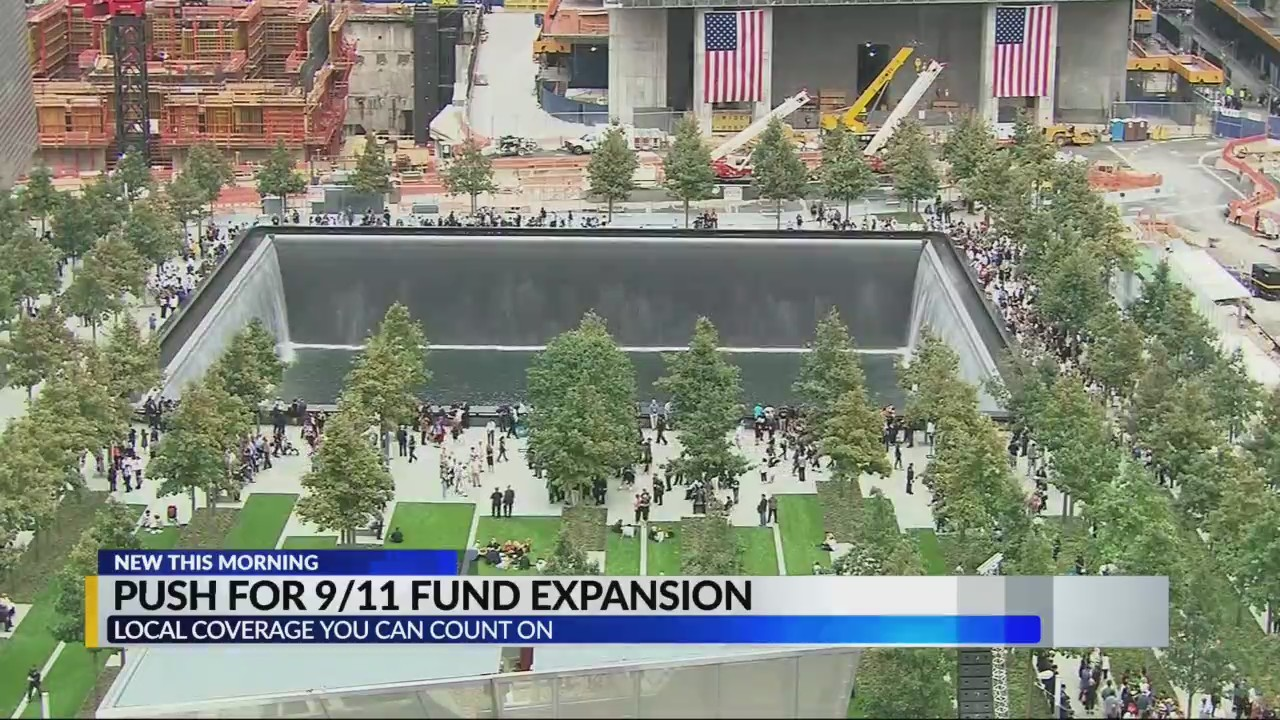 9/11 Survivors request expansion