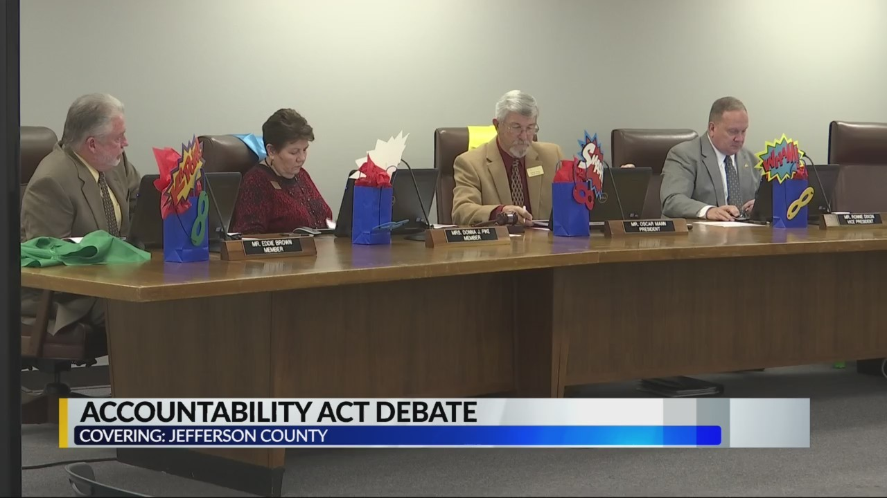 Accountability Act Debate
