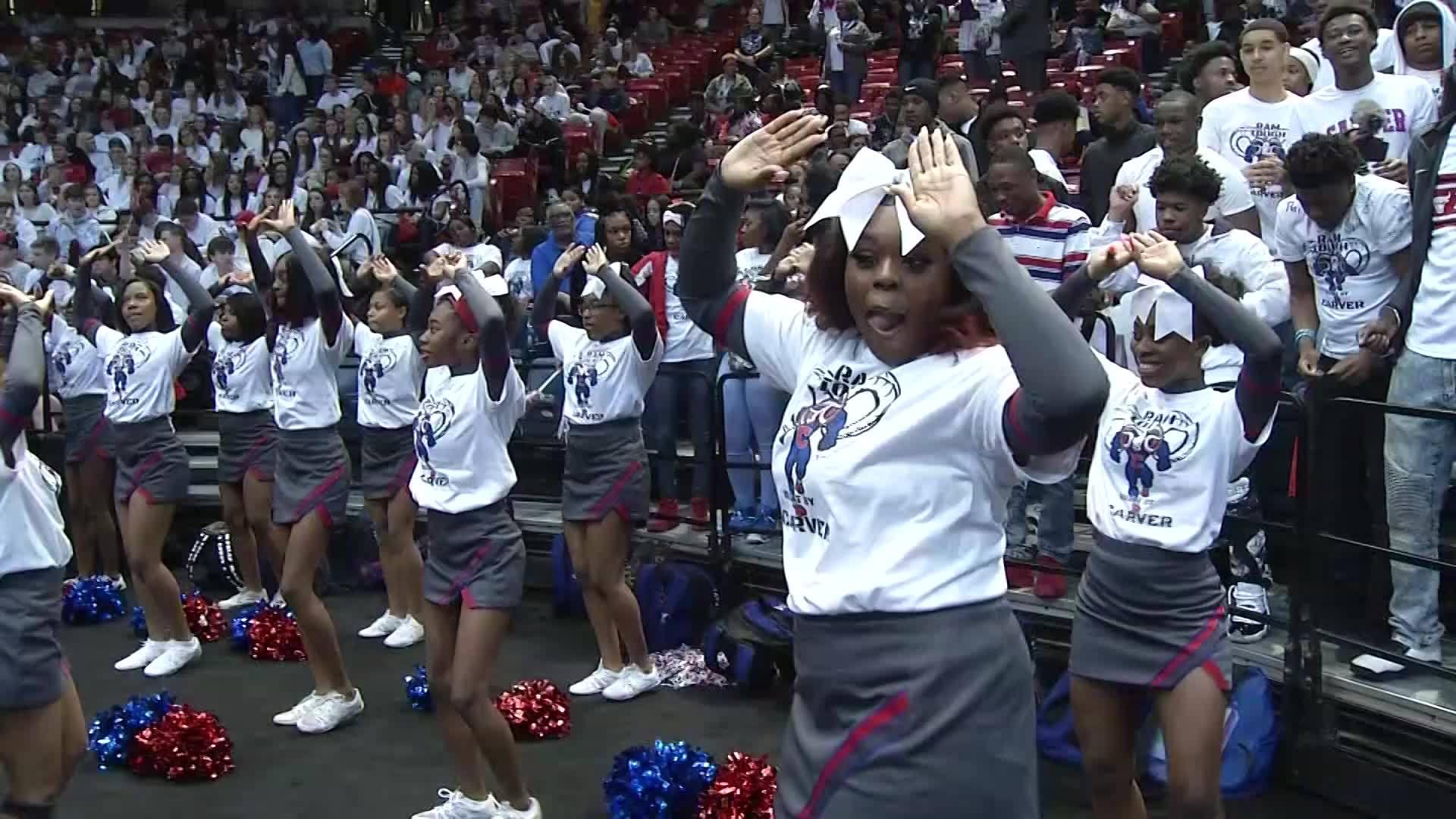 Carver Birmingham Girls Basketball falls to Opelika